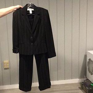 Rena Rowen suit.